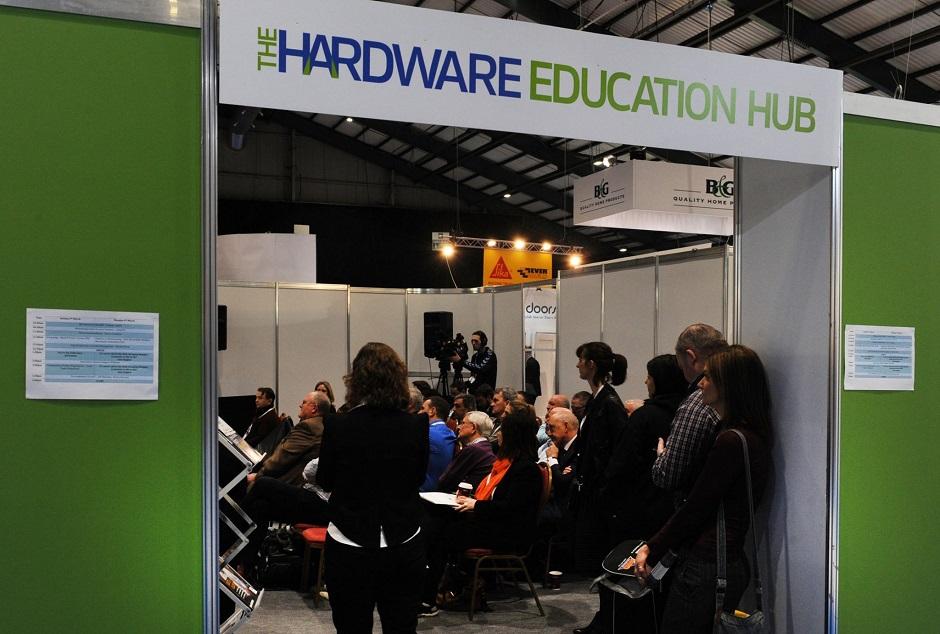 hardware show ireland