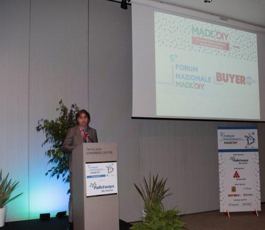 Buyer Point 2019 presentata ufficialmente al Forum di Made4Diy