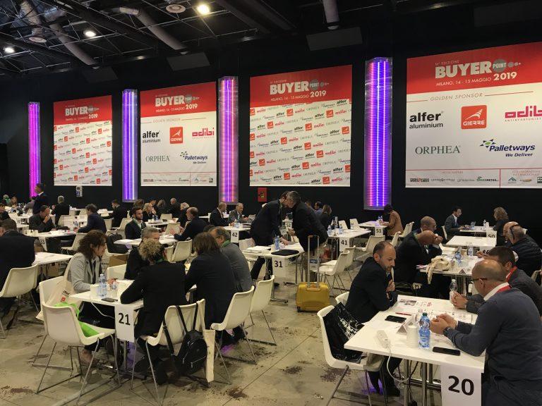 Ottimi risultati per Buyer Point 2019